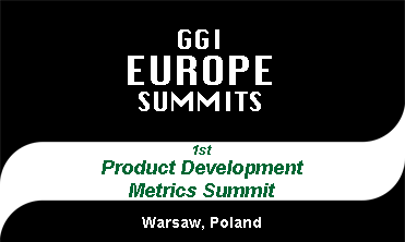 European Product Development Metrics Summit