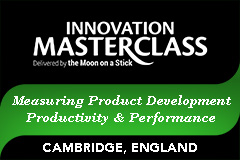 Innovation Metrics Masterclass October 2016