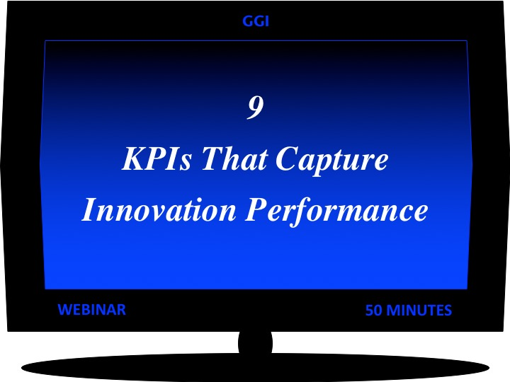 Innovation Performance Webinar