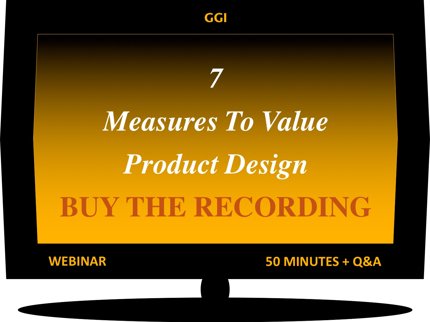 7 Measures To Value Product Design