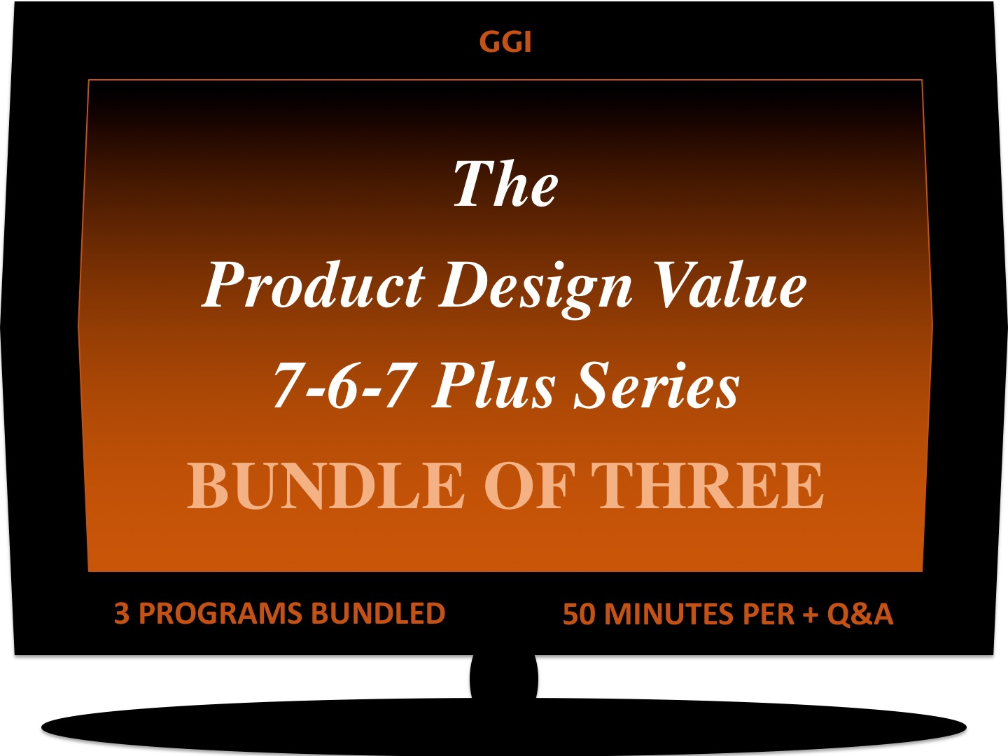 The Product Design Value 7-6-7 Plus Series